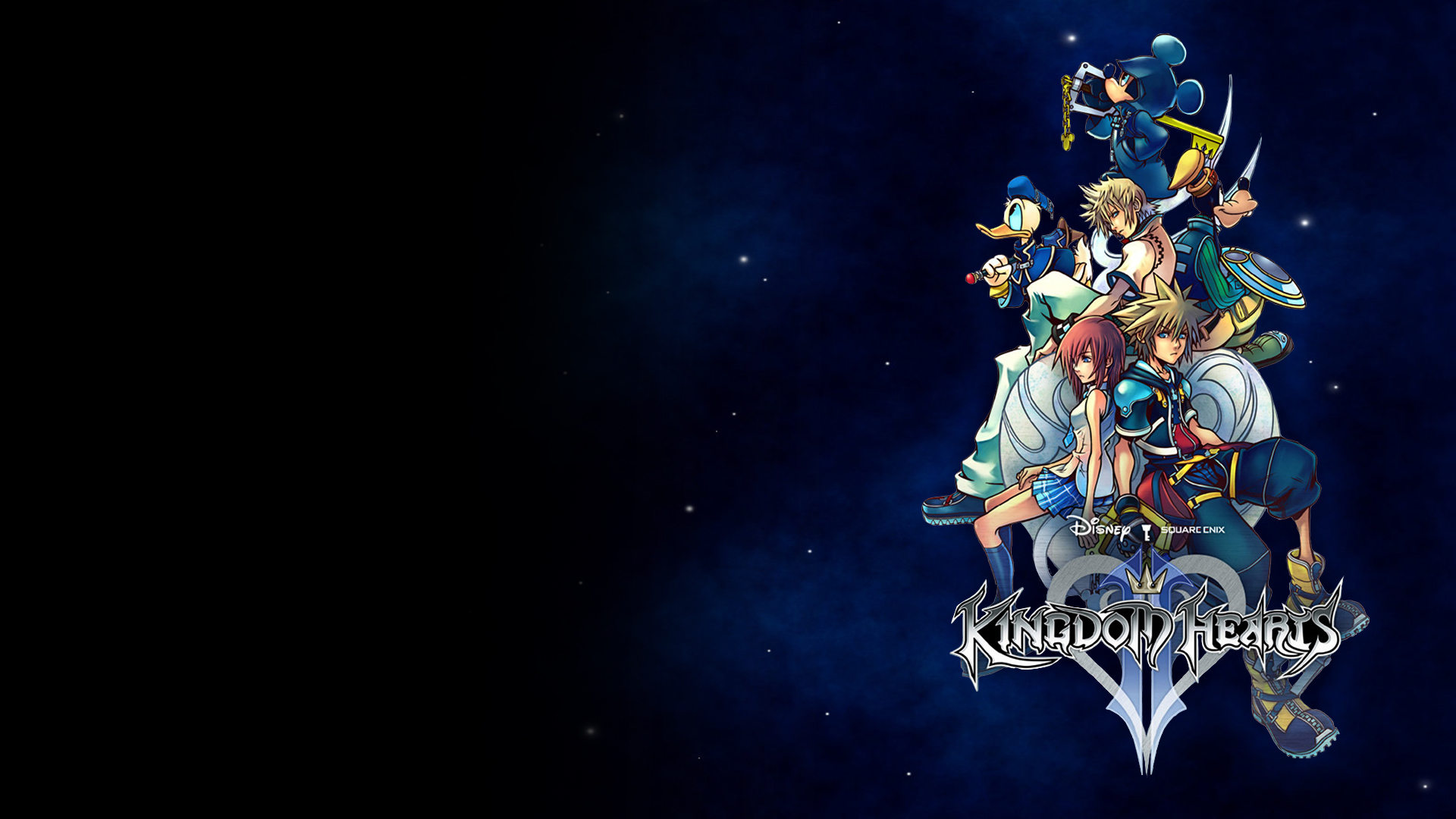 kingdom hearts background - photo #20