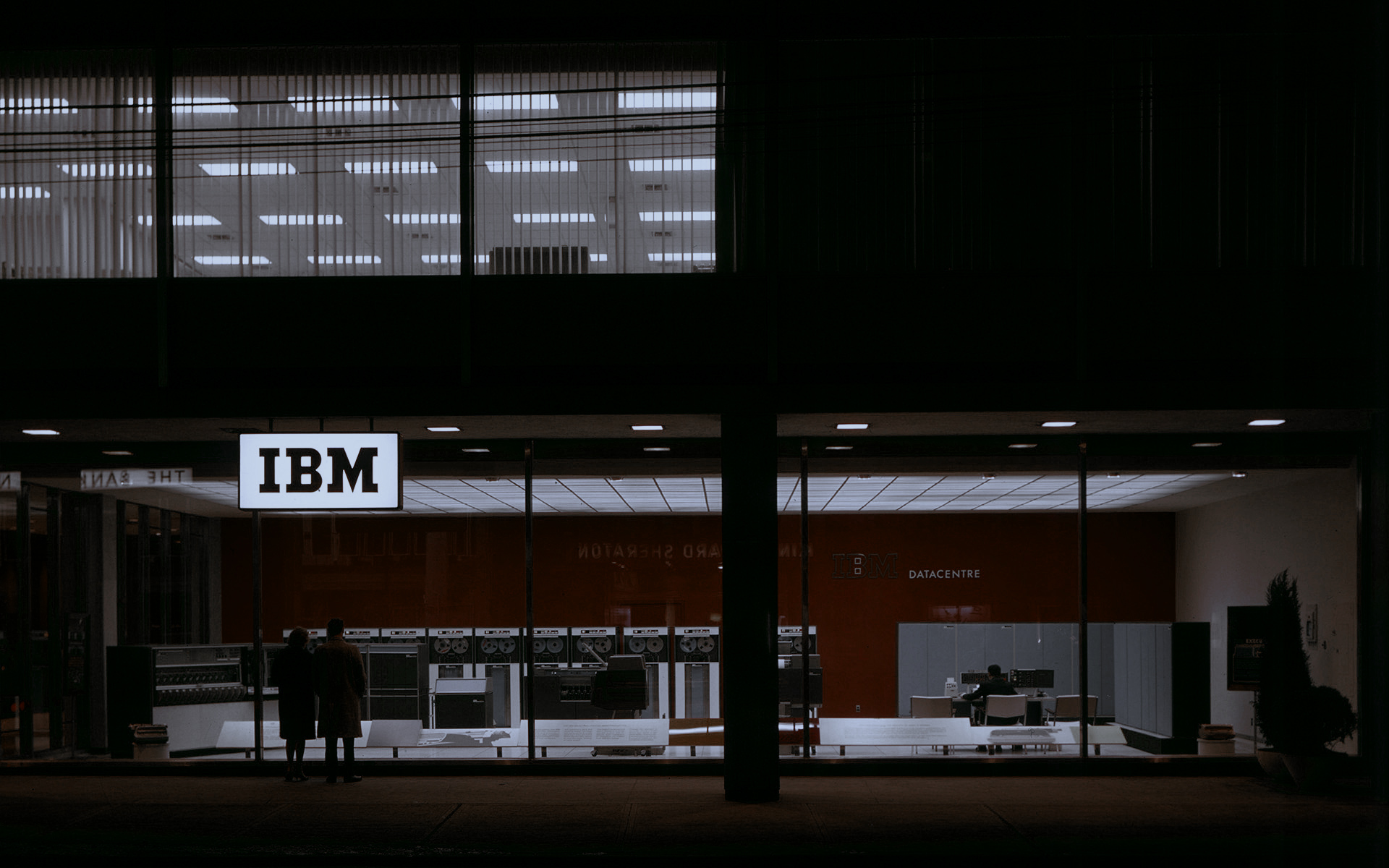 IBM Full HD Wallpaper And Background Image