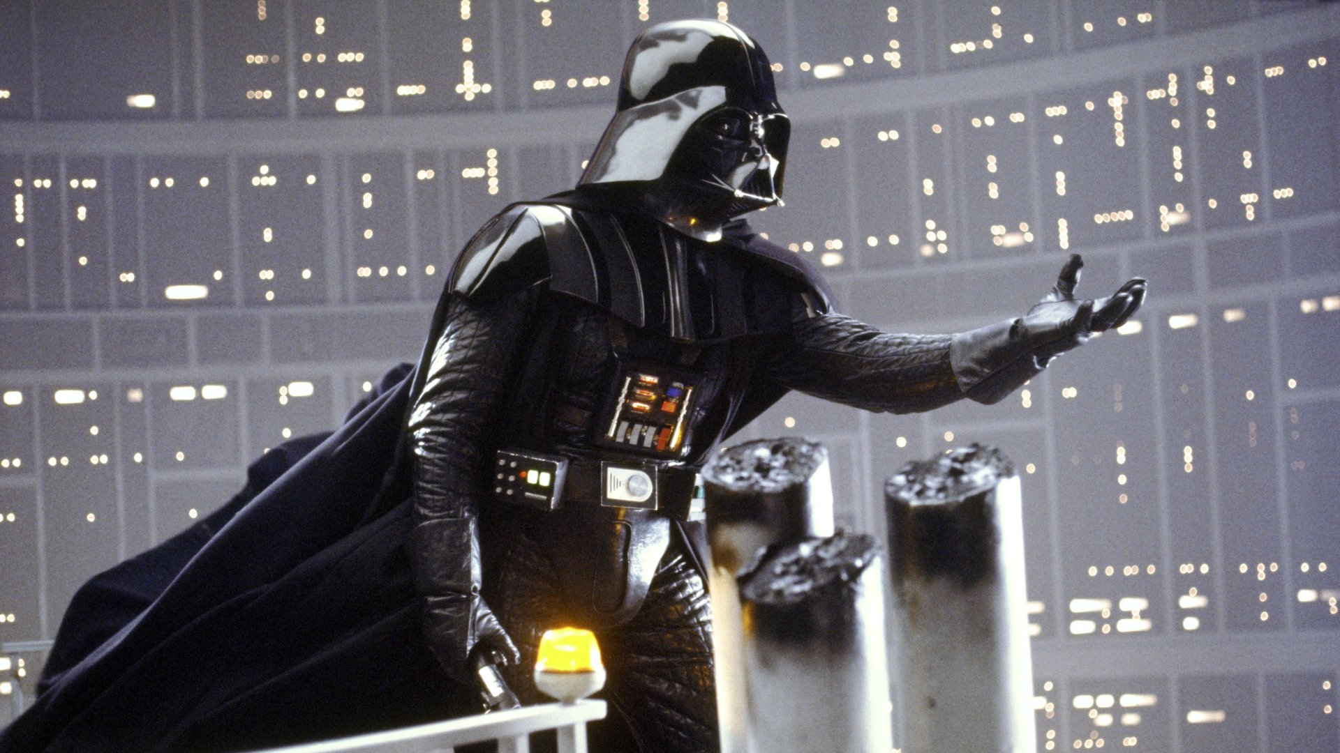 Movie - Star Wars Episode V: The Empire Strikes Back  Darth Vader Episode 5 Wallpaper