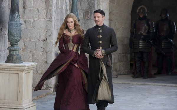 TV Show Game Of Thrones Cersei Lannister Lena Headey Petyr Baelish Aidan Gillen HD Wallpaper | Background Image