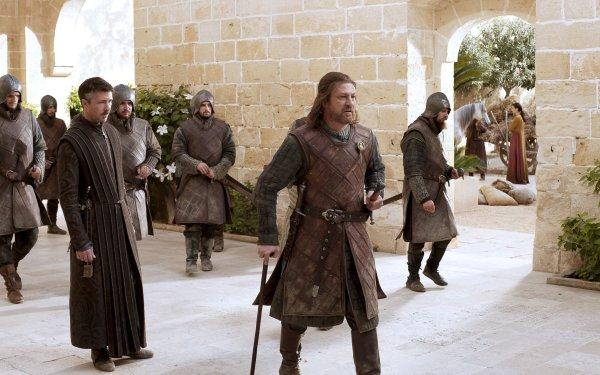 TV Show Game Of Thrones Petyr Baelish Eddard Stark Sean Bean Aidan Gillen HD Wallpaper | Background Image