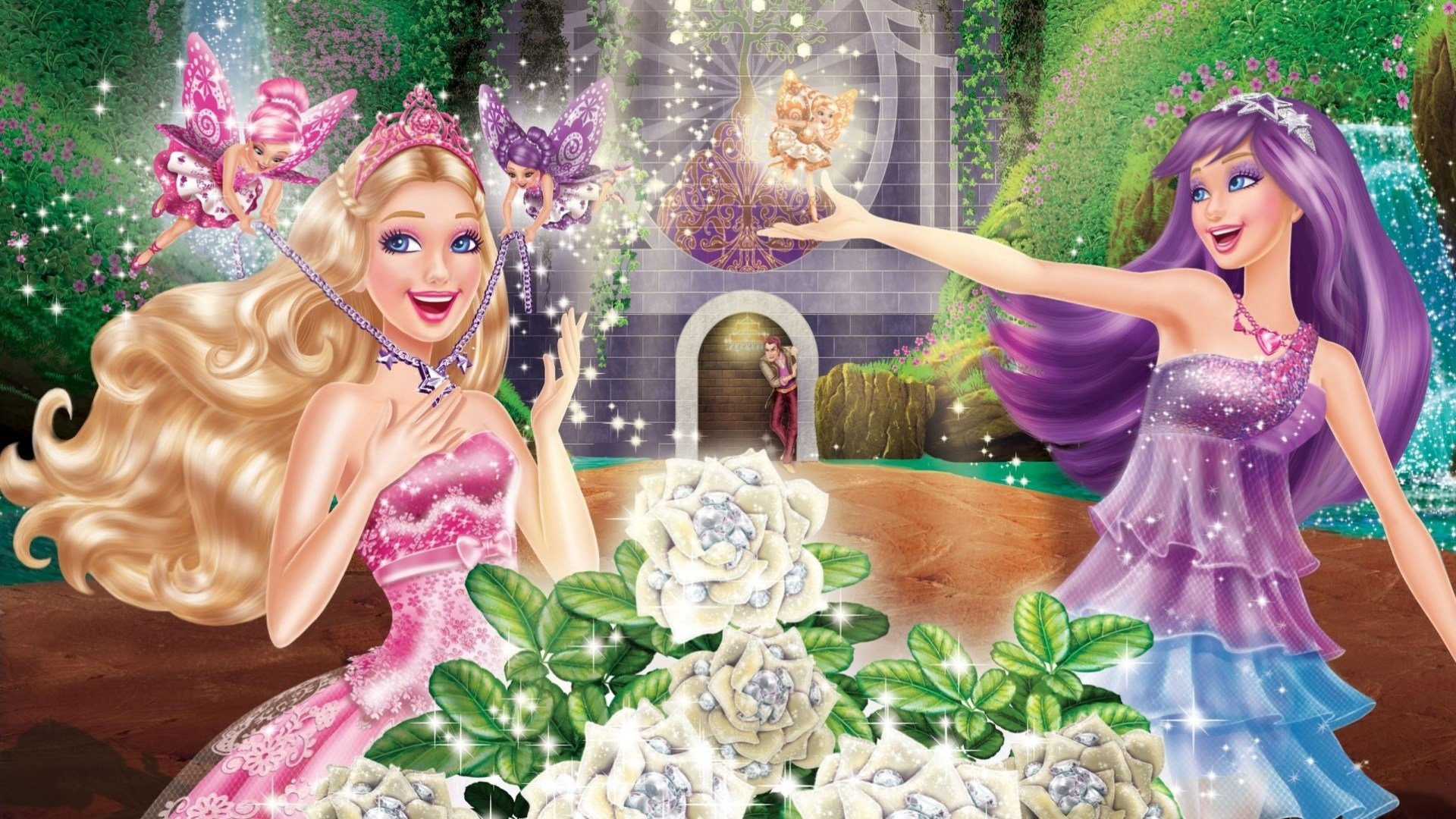 1 barbie the princess the popstar hd wallpapers background hd wallpaper background image id588893 voltagebd Images