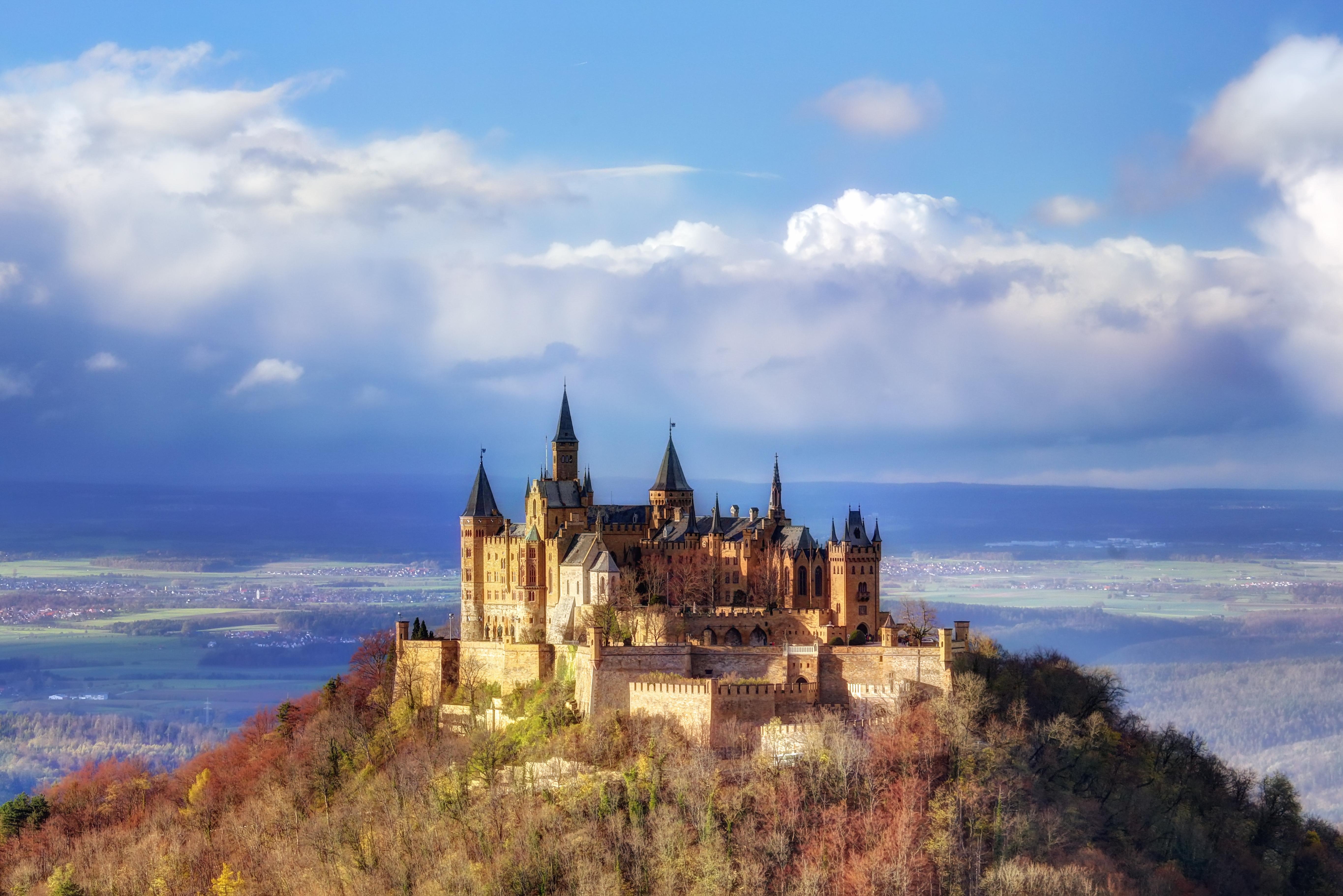 Iphone wallpaper chinese - Burg Hohenzollern 5461x3643 Id 589279