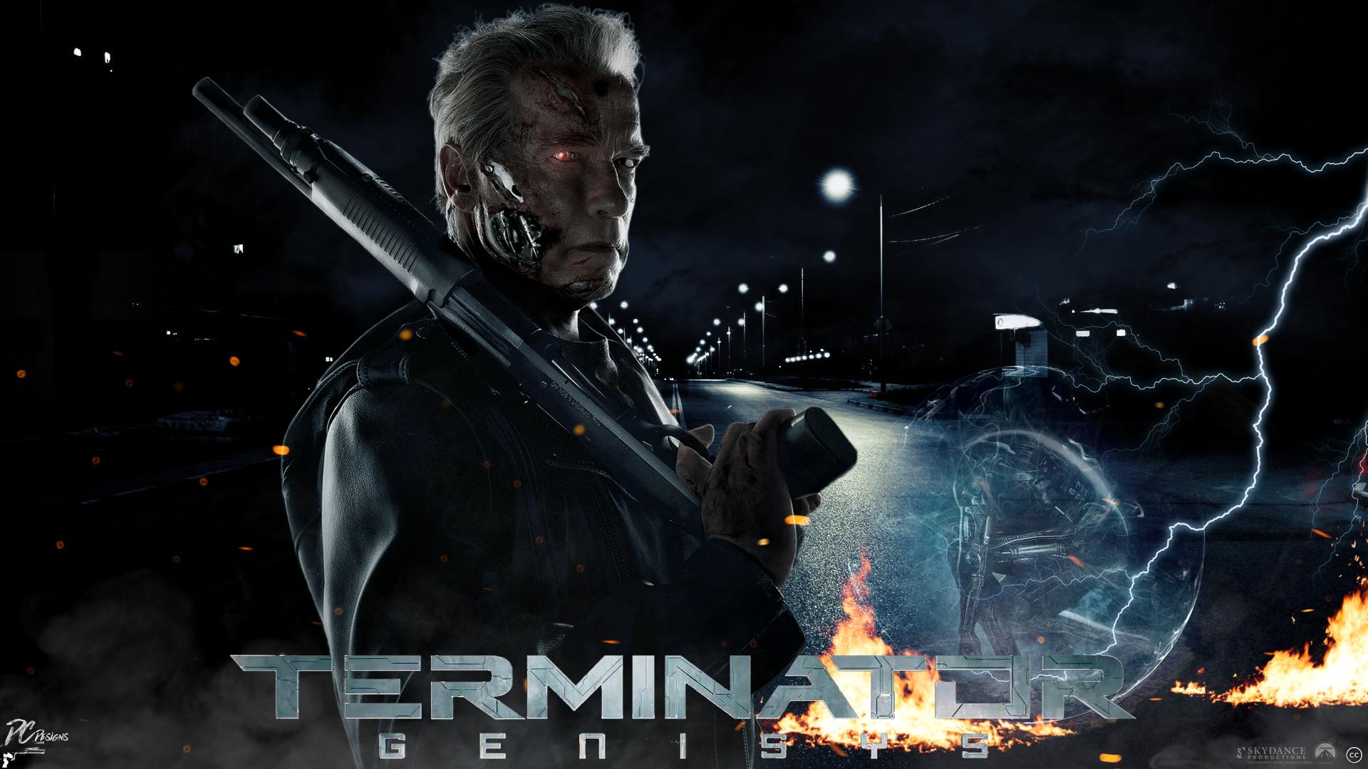 Terminator genisys hd wallpaper background image 1920x1080 id 589554 wallpaper abyss - Terminator 2 wallpaper hd ...