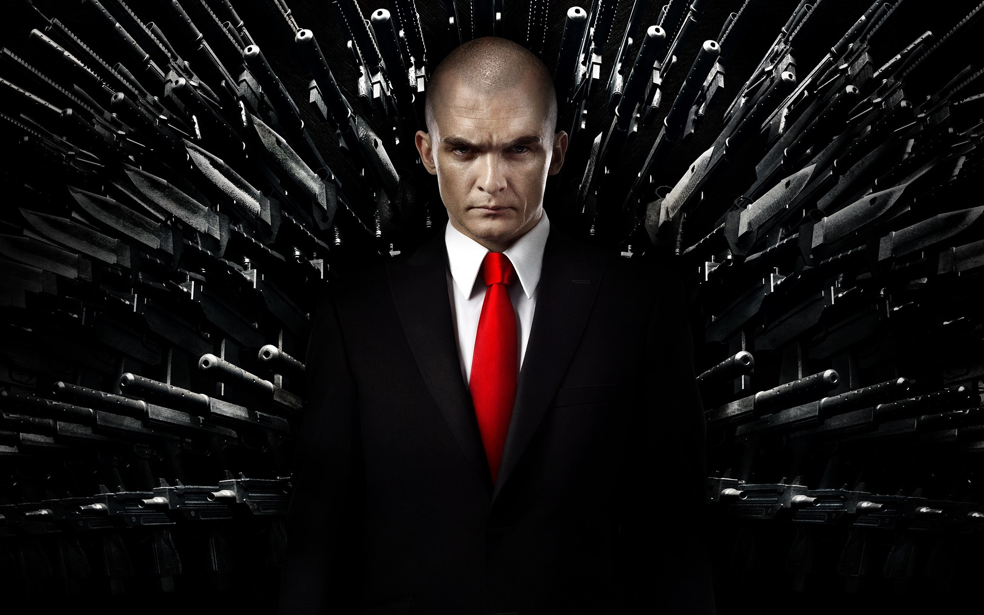 Movie - Hitman: Agent 47 Agent 47 Hitman Wallpaper