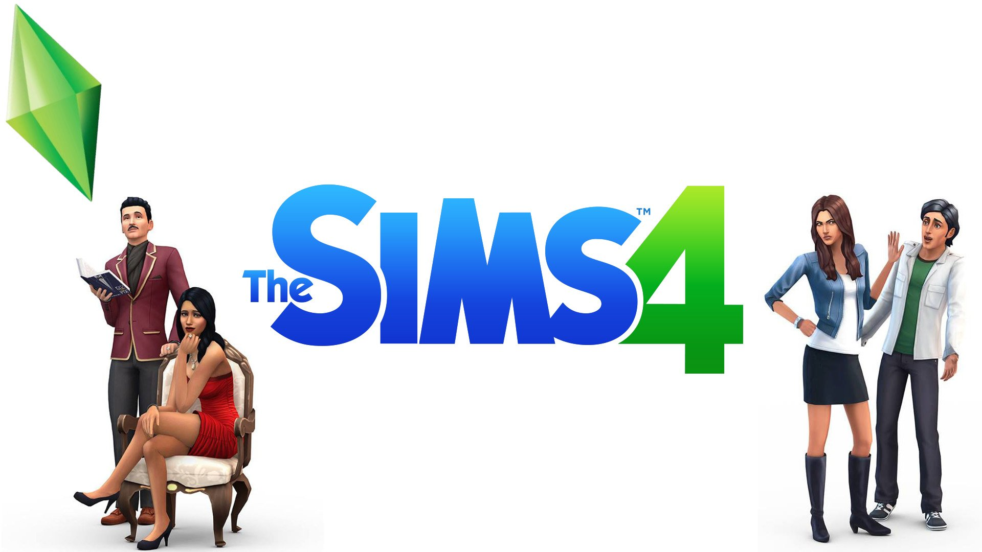 The Sims 4 Hd Wallpaper Background Image 1920x1080 Id 589368