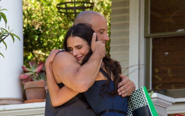 Películas Rápidos y furiosos 7 Rápidos y Furiosos Fast & Furious Dominic Toretto Vin Diesel Mia Toretto Jordana Brewster Fondo de pantalla HD | Fondo de Escritorio