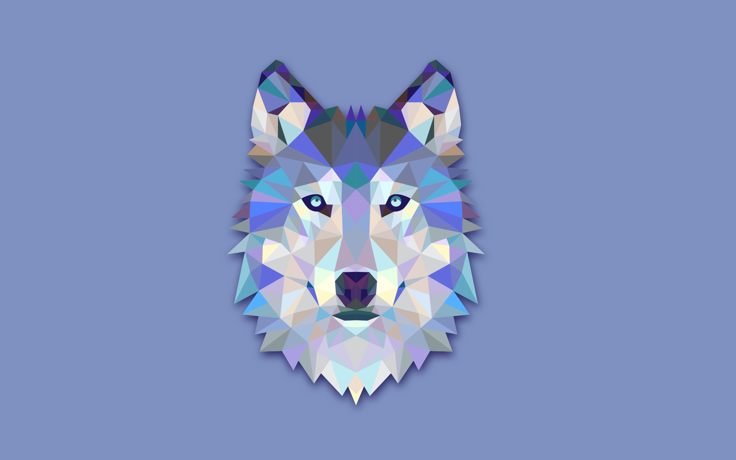 Beautiful Wallpaper Abstract Wolf - 590405  Picture_41774 .jpg