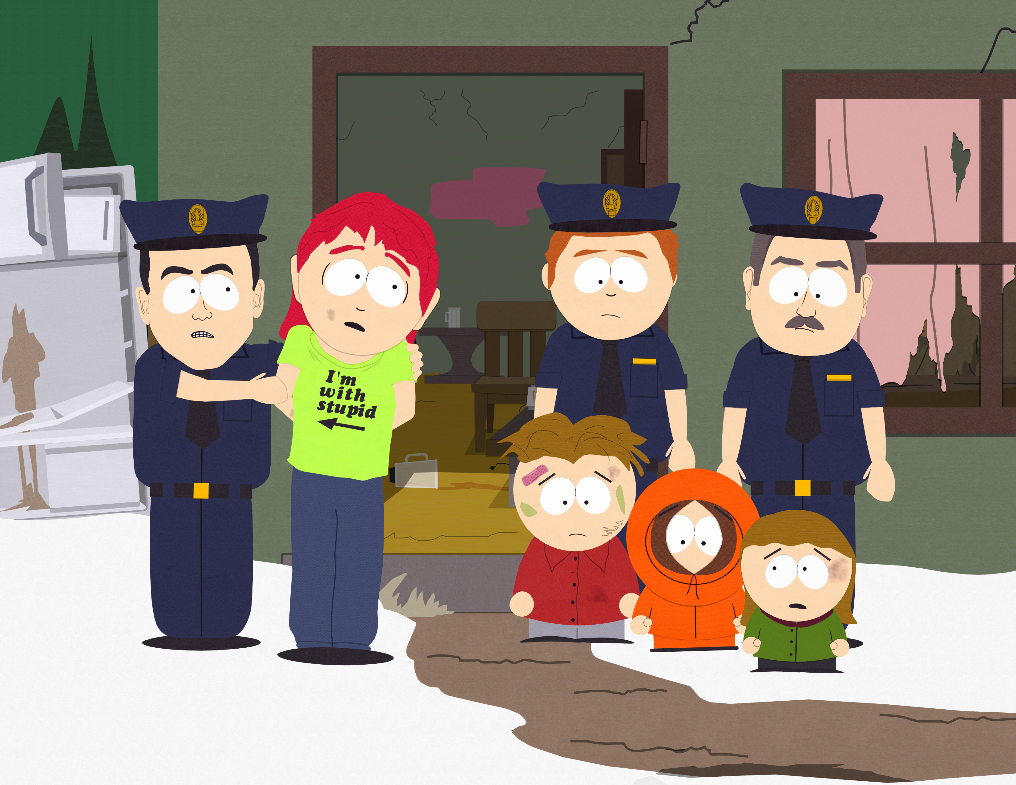 South Park HD Wallpaper   Background Image