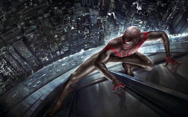 Film The Amazing Spider-Man Spider-Man HD Wallpaper | Background Image