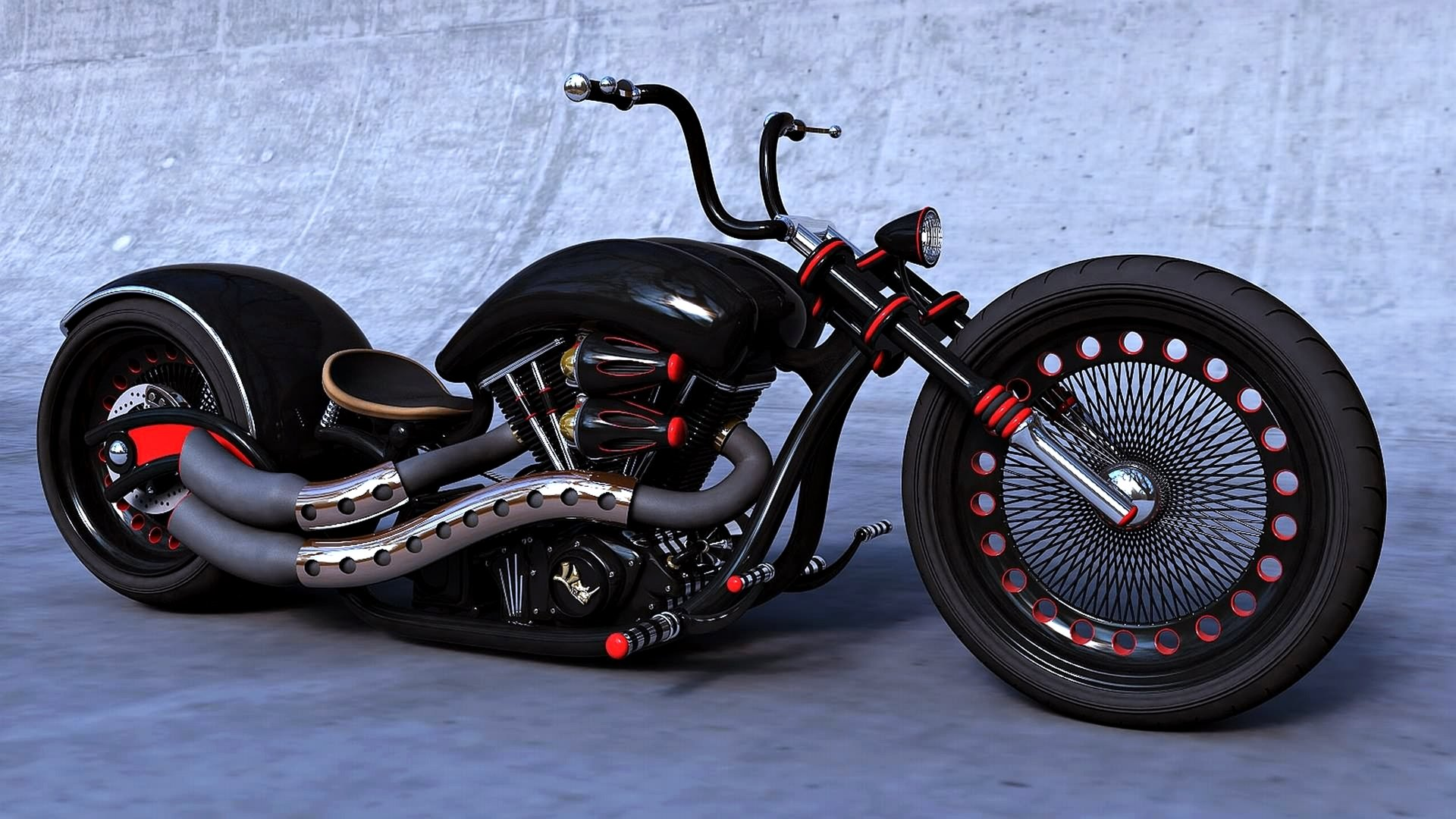 Vehicles - Harley-Davidson  Motorcycle Bike Wallpaper