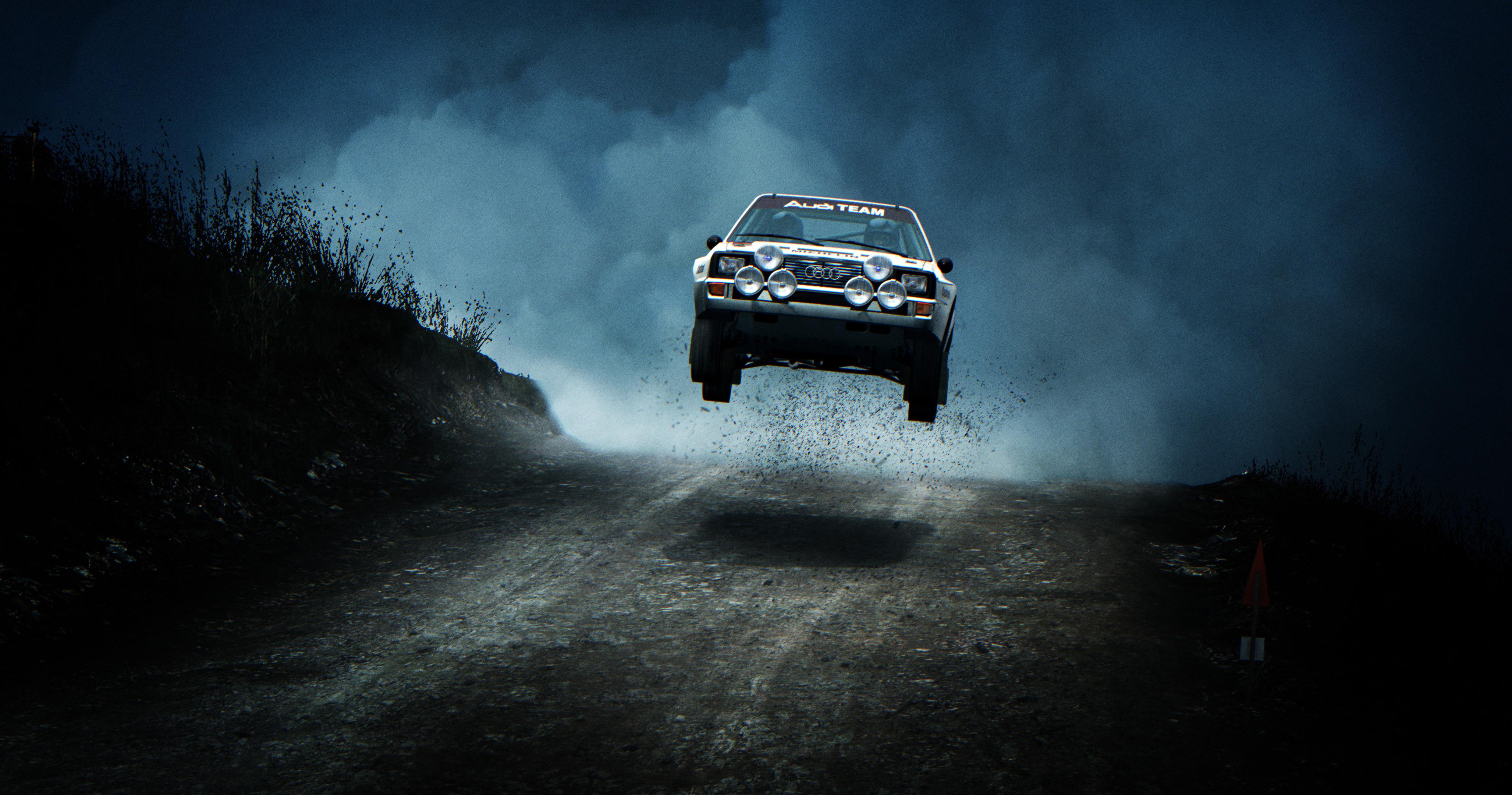 Race Track Wall Art >> DiRT Rally 4k Ultra HD Fond d'écran and Arrière-plan ...