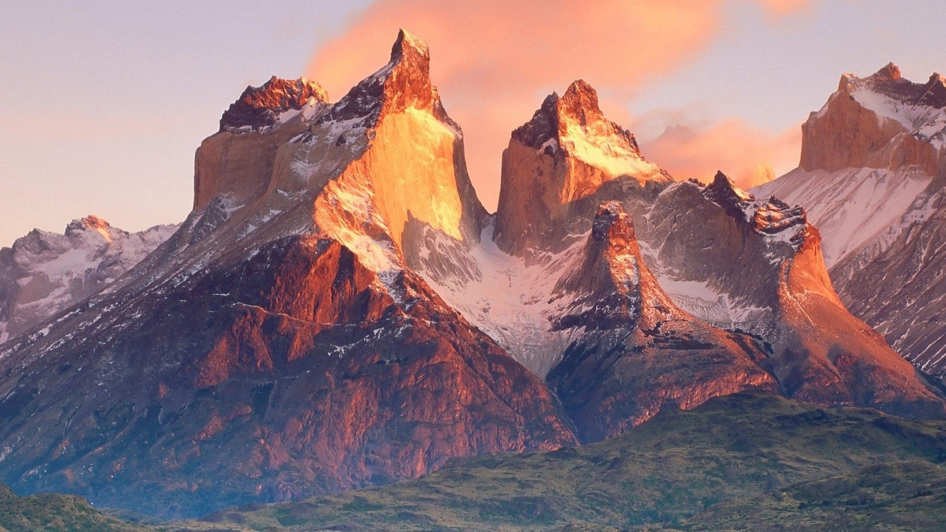 5 Torres del Paine National Park HD Wallpapers | Background
