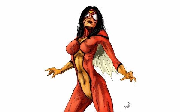 Comics Spider-Woman HD Wallpaper   Background Image