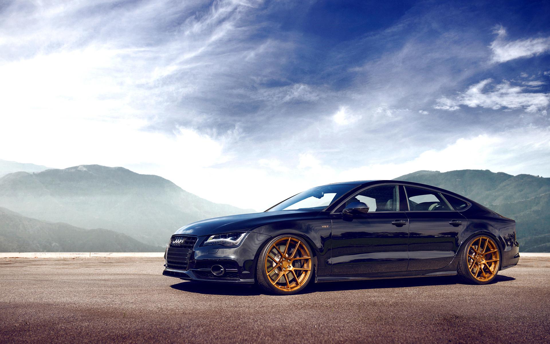 Audi A7 Full Hd Fond D 233 Cran And Arri 232 Re Plan 1920x1200
