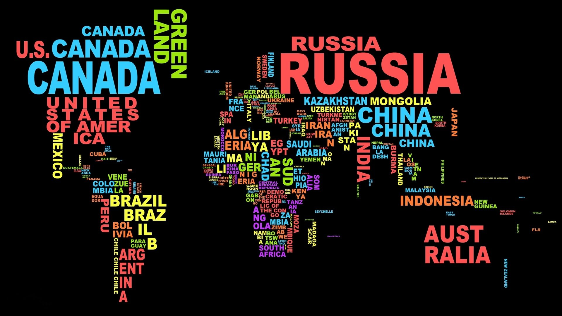 World map full hd wallpaper and background image 1920x1080 id594630 misc world map minimalist dark typography map wallpaper gumiabroncs Gallery
