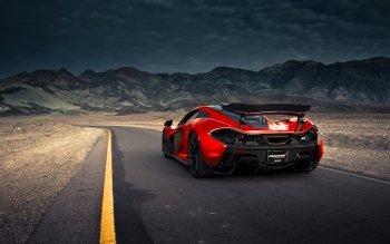 113 McLaren P1 HD Wall...