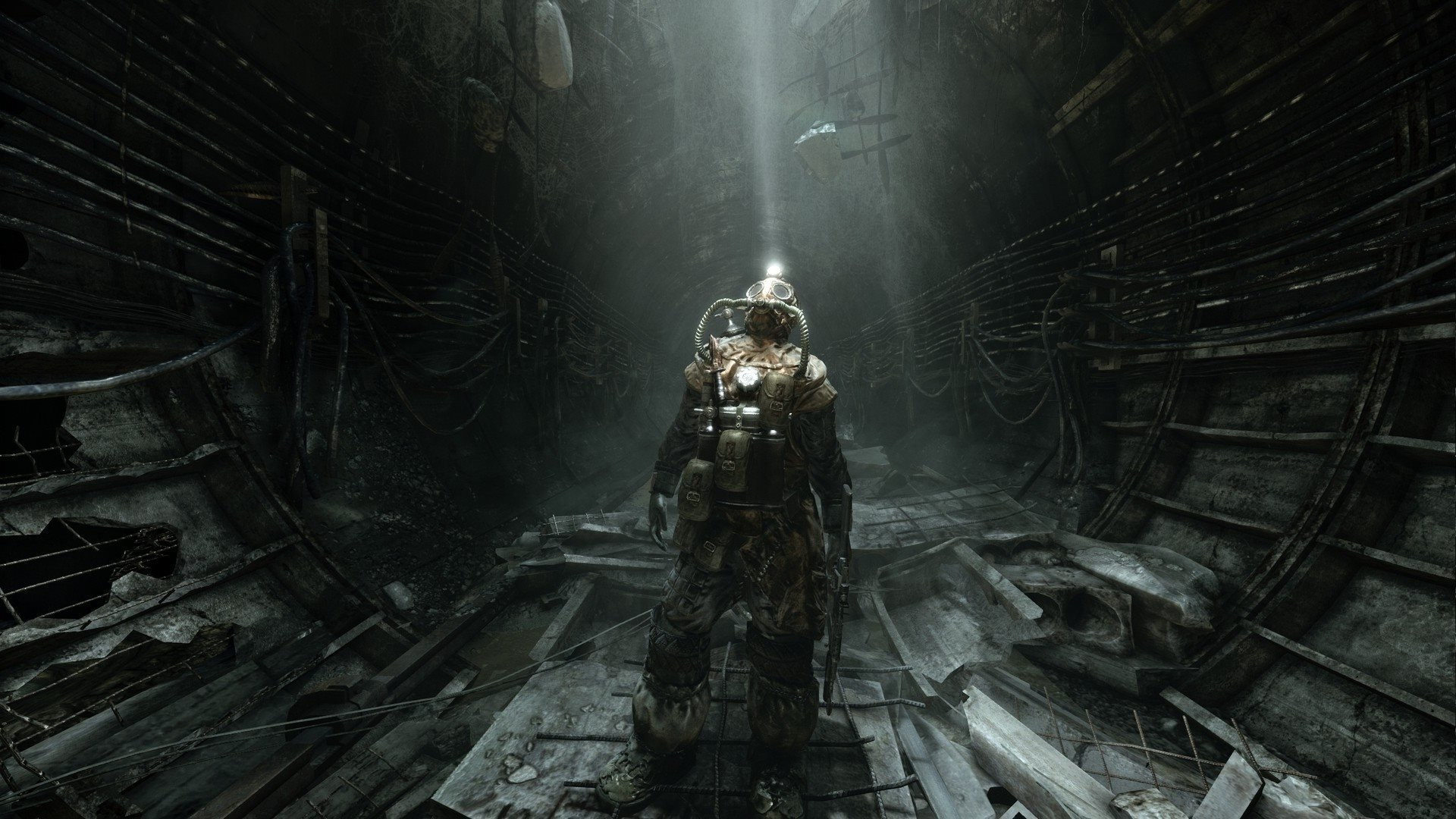 48 Metro Last Light Redux Hd Wallpapers Background Images