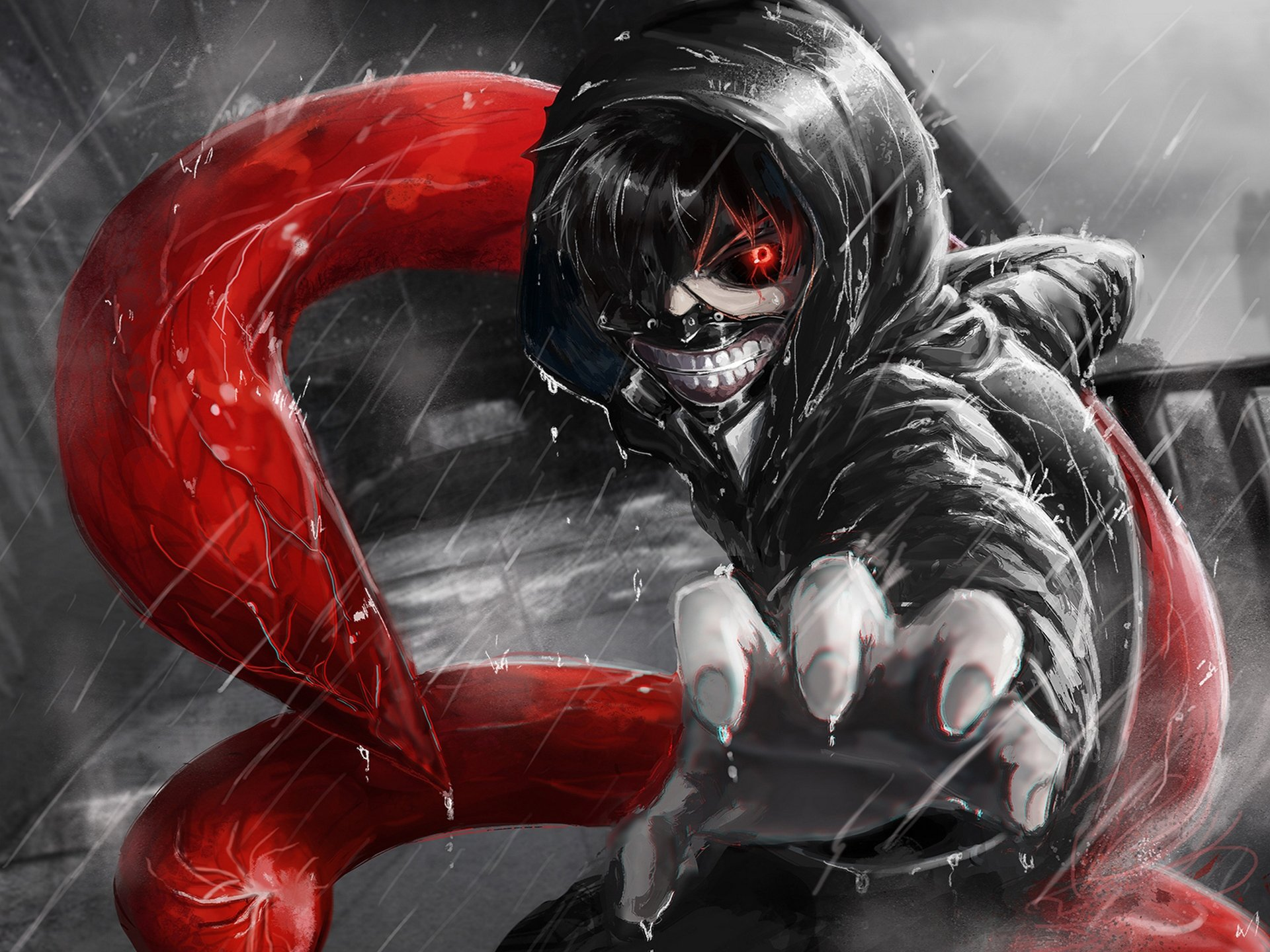 856 Ken Kaneki HD Wallpapers