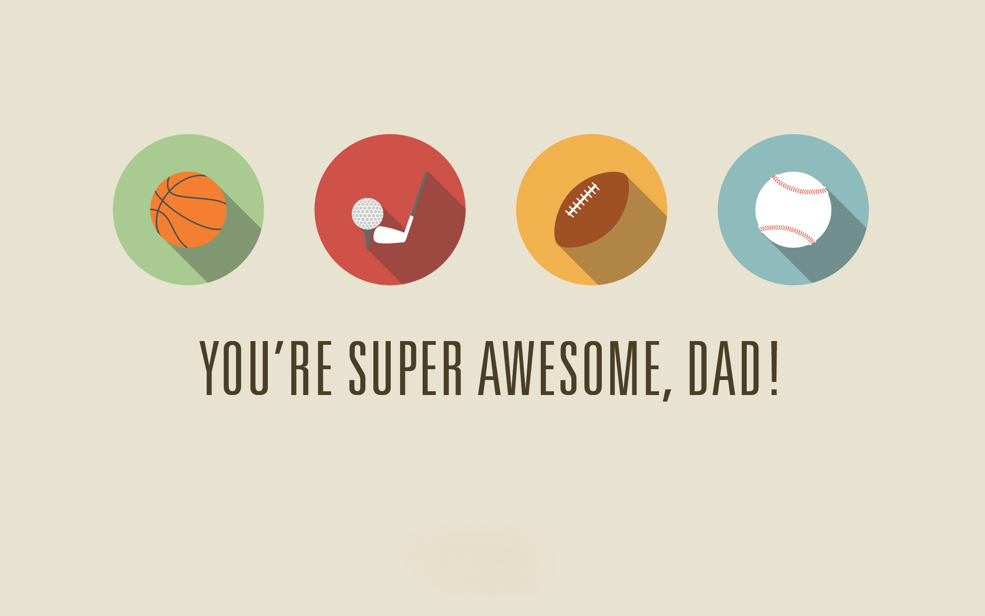 Father S Day Hd Wallpaper Background Image 1920x1200 Id