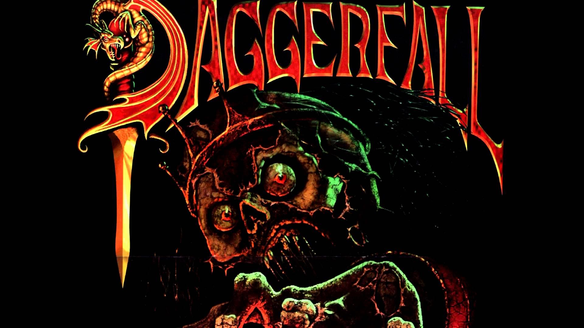 The Elder Scrolls II: Daggerfall HD Wallpaper | Background ...