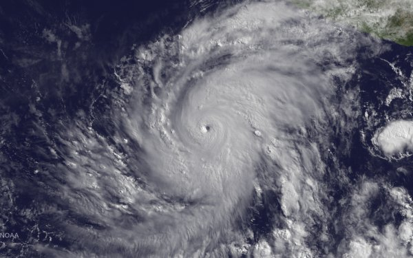 Earth From Space Hurricane Pacific NASA Aerial HD Wallpaper | Background Image