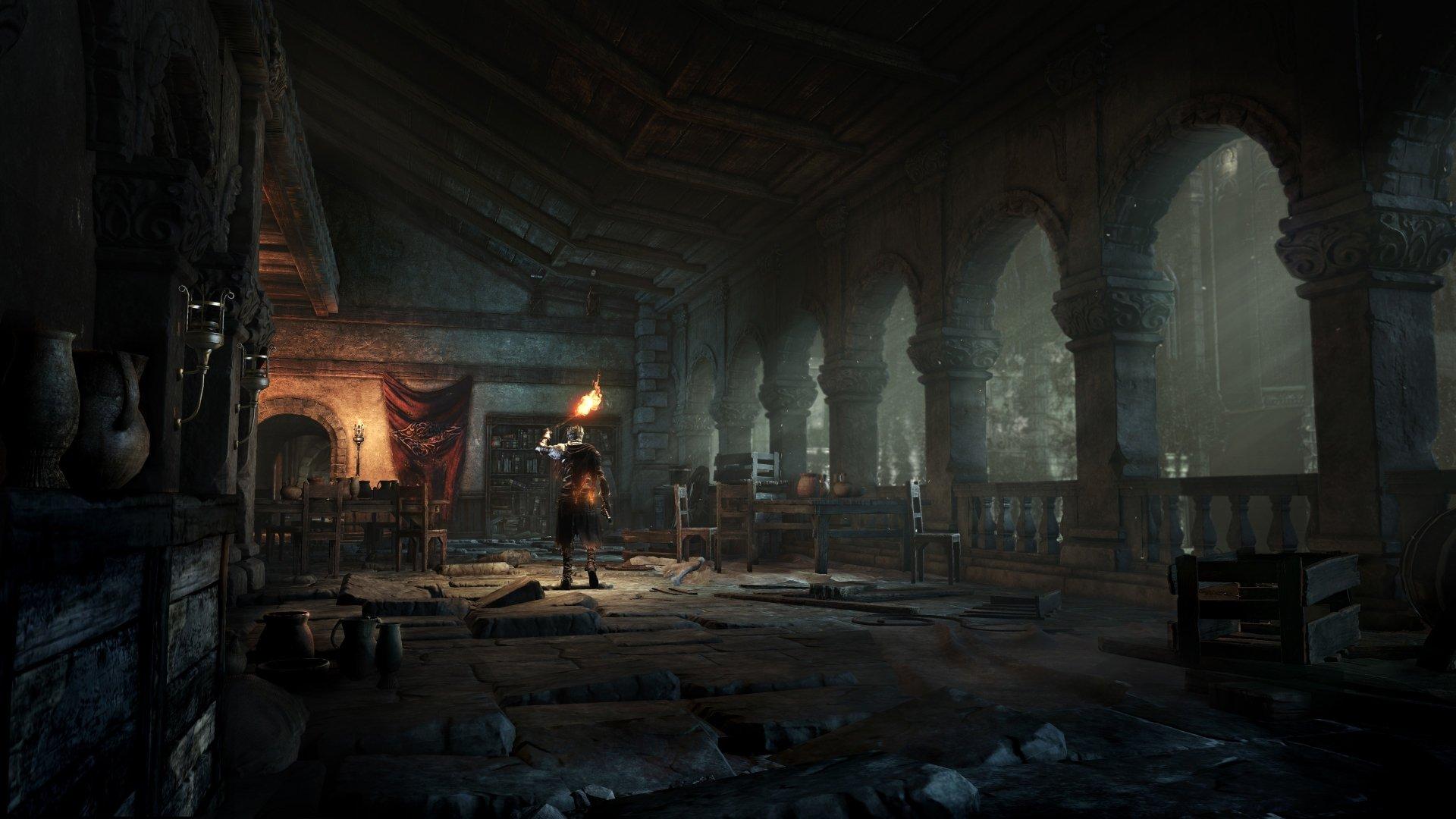 电子游戏 - 黑暗之魂3  壁纸