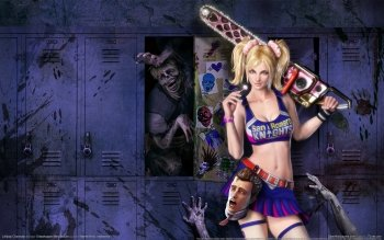 32 lollipop chainsaw hd wallpapers background images wallpaper hd wallpaper background image id602182 1920x1200 video game lollipop chainsaw voltagebd Image collections
