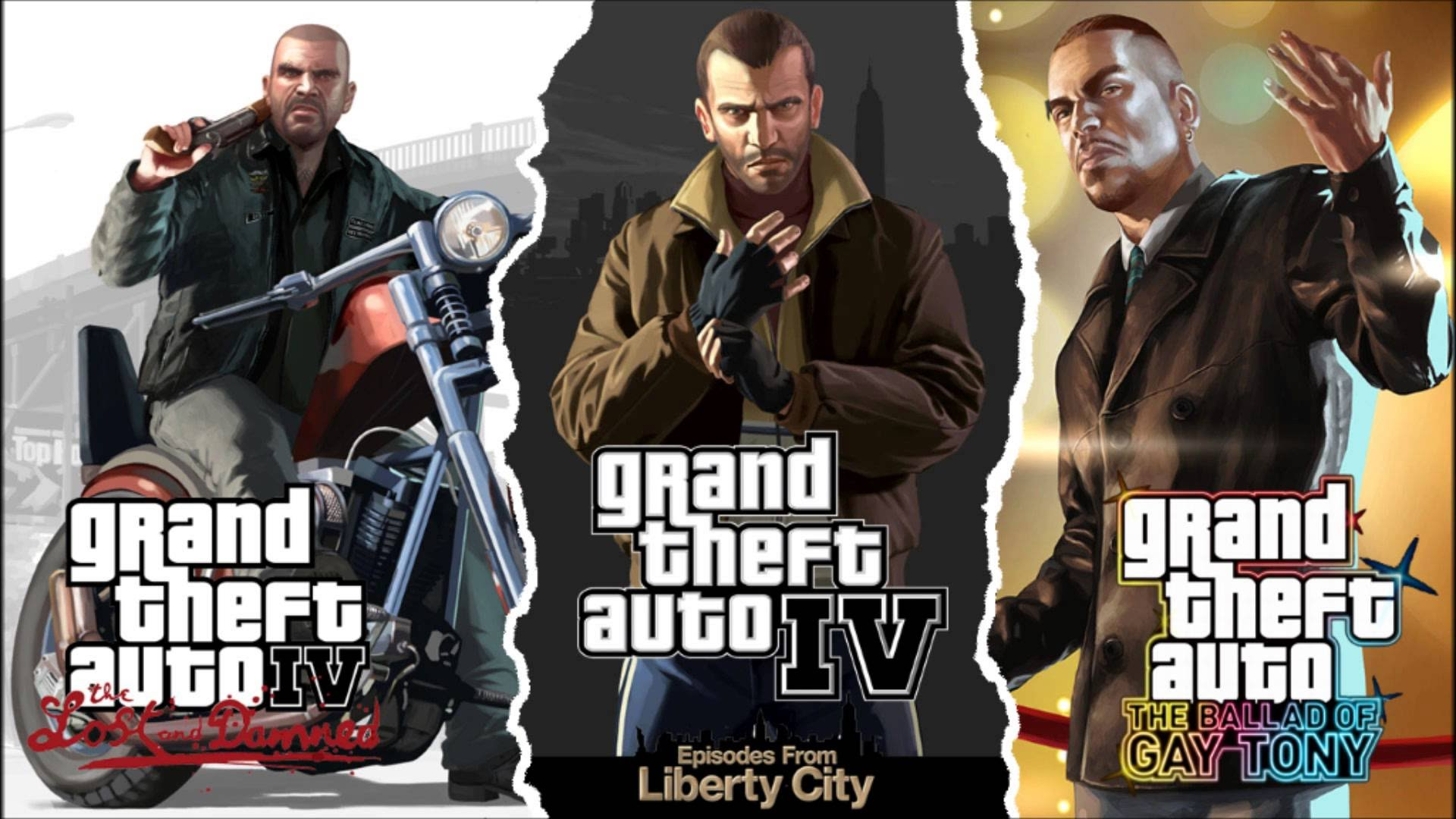 grand theft auto iv computer wallpapers desktop