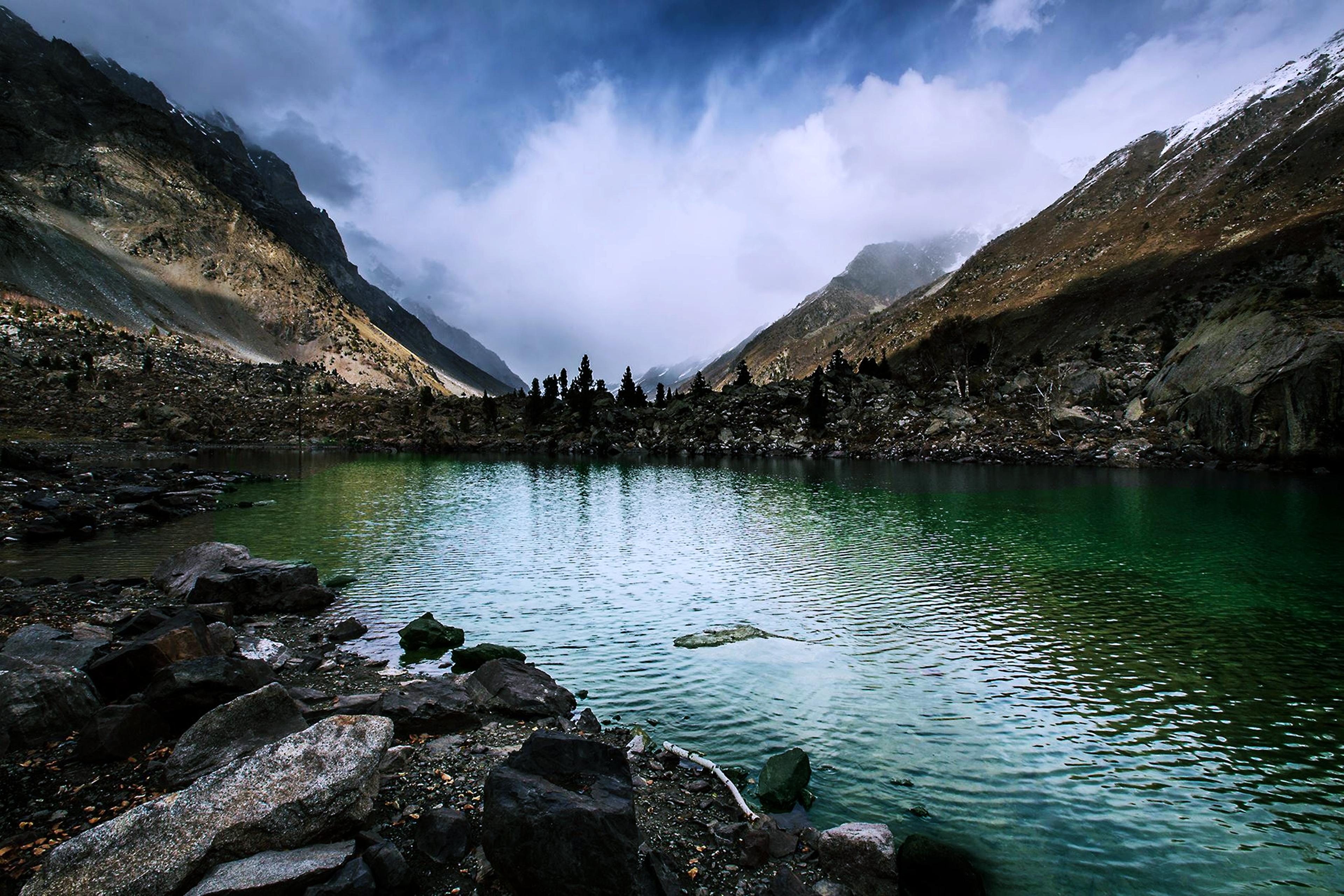 Lakes of pakistan 4k ultra hd fond d 39 cran and arri re for Foto fond ecran