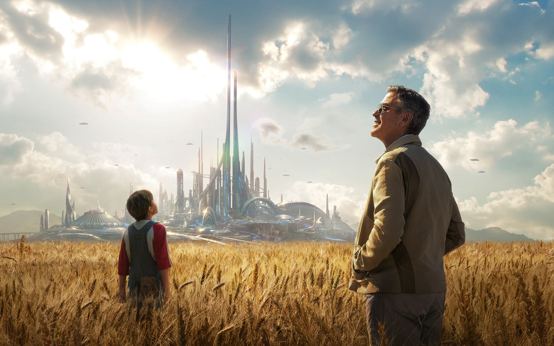 Tomorrowland El Mundo Del Mañana Fondo De Pantalla Hd