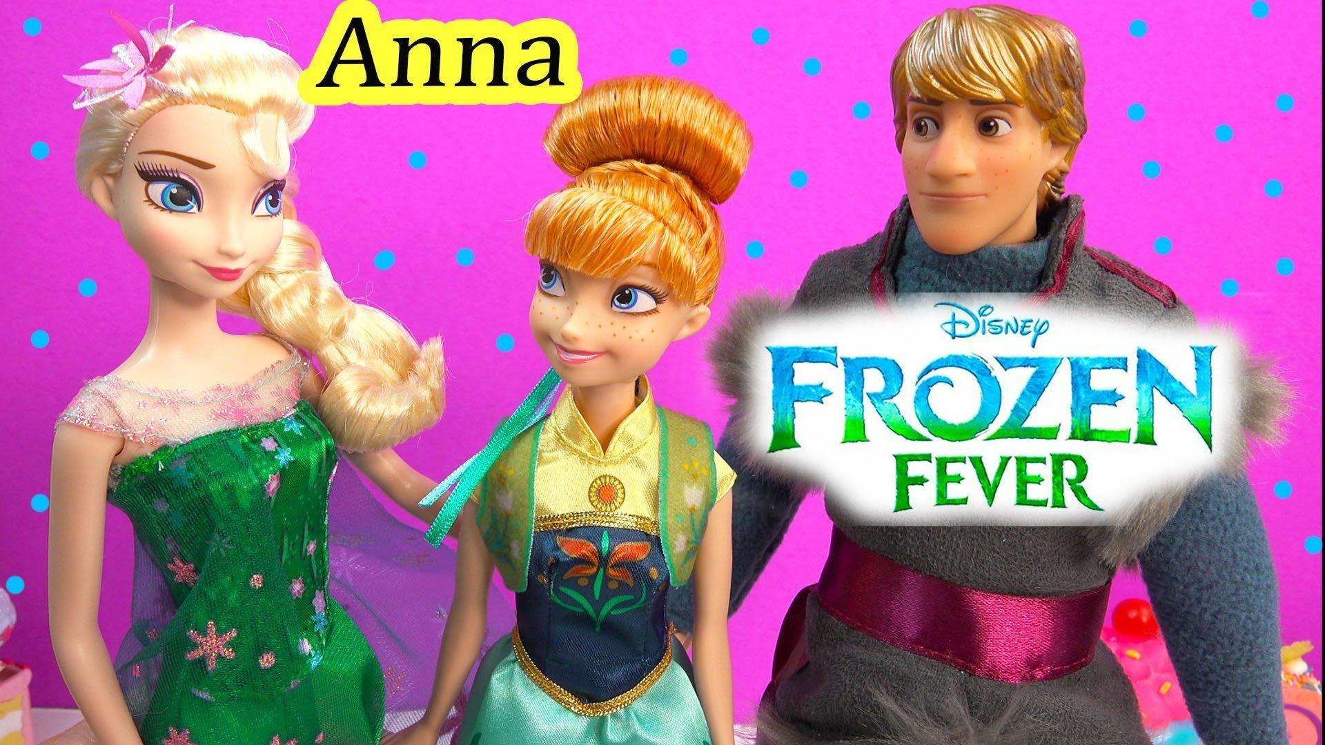 Frozen fever papel de parede hd plano de fundo - Fever wallpaper hd ...