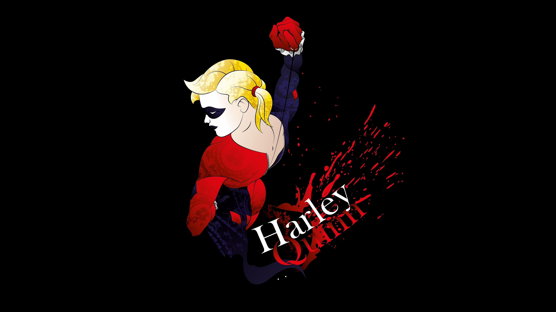 Harley Quinn 4k Ultra HD Wallpaper   Background Image ...