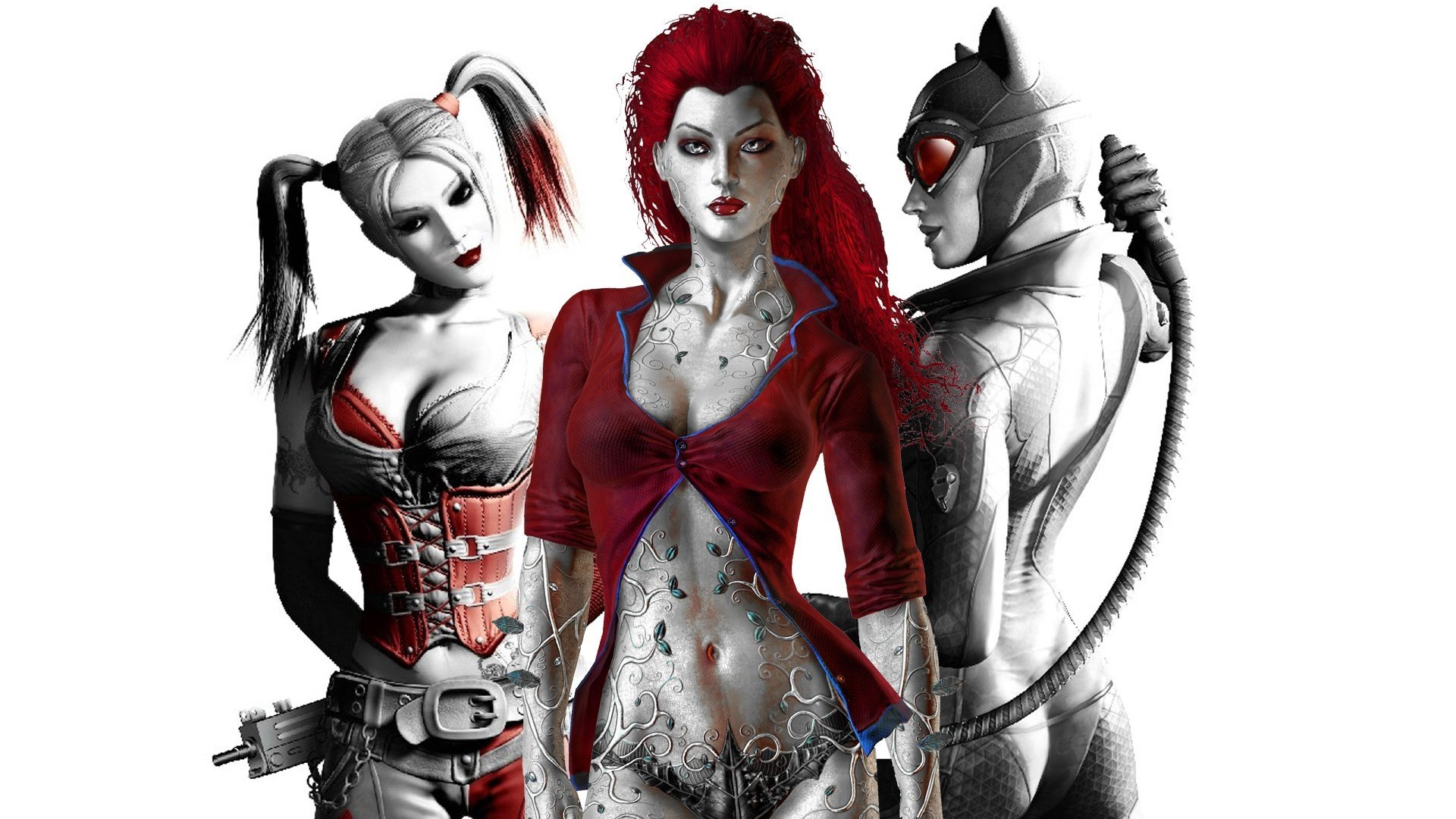 Batman Arkham City HD Wallpaper