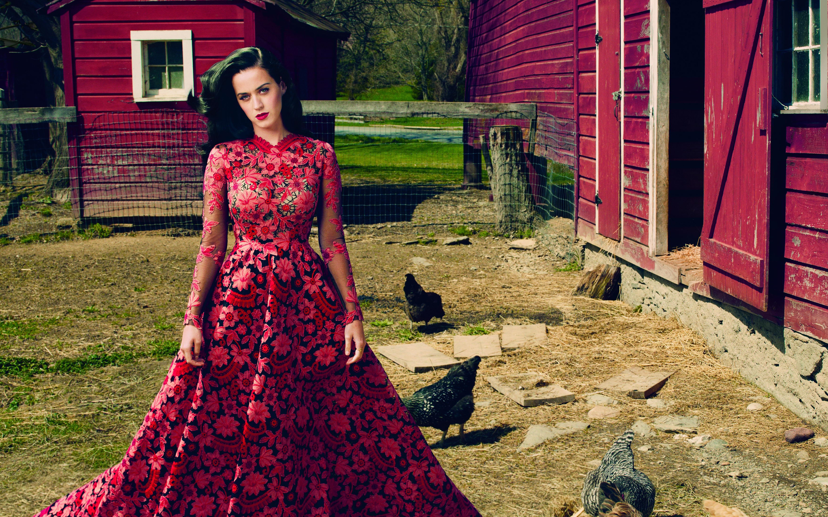 Katy Perry Hd Wallpaper Background Image 2880x1800 Id