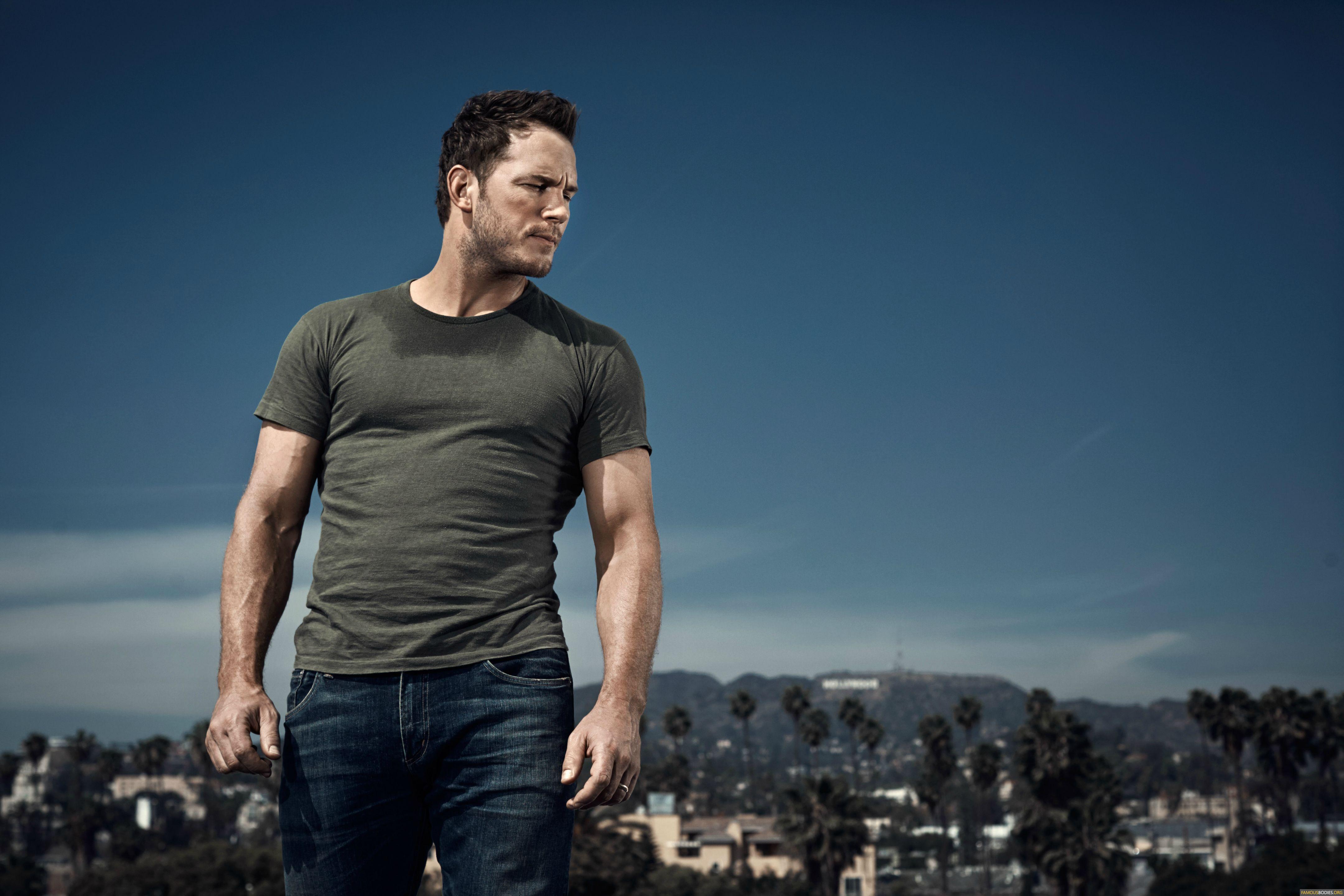 Chris Pratt 4k Ultra Fondo De Pantalla Hd Fondo De