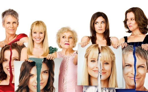 Movie You Again Kristen Bell Jamie Lee Curtis Sigourney Weaver Betty White Odette Annable HD Wallpaper | Background Image