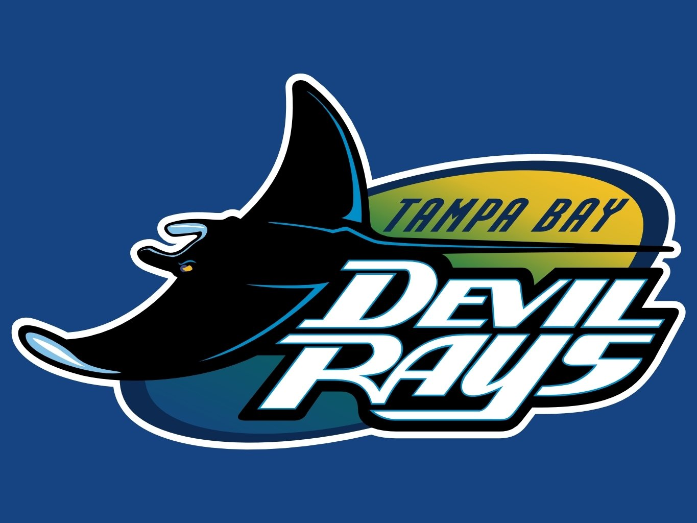 Tampa Bay Rays Wallpaper And Background Image 1365x1024 Id