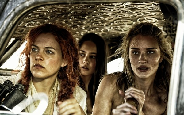 Movie Mad Max: Fury Road Riley Keough Capable Rosie Huntington-Whiteley The Splendid Angharad Courtney Eaton Cheedo the Fragile HD Wallpaper   Background Image