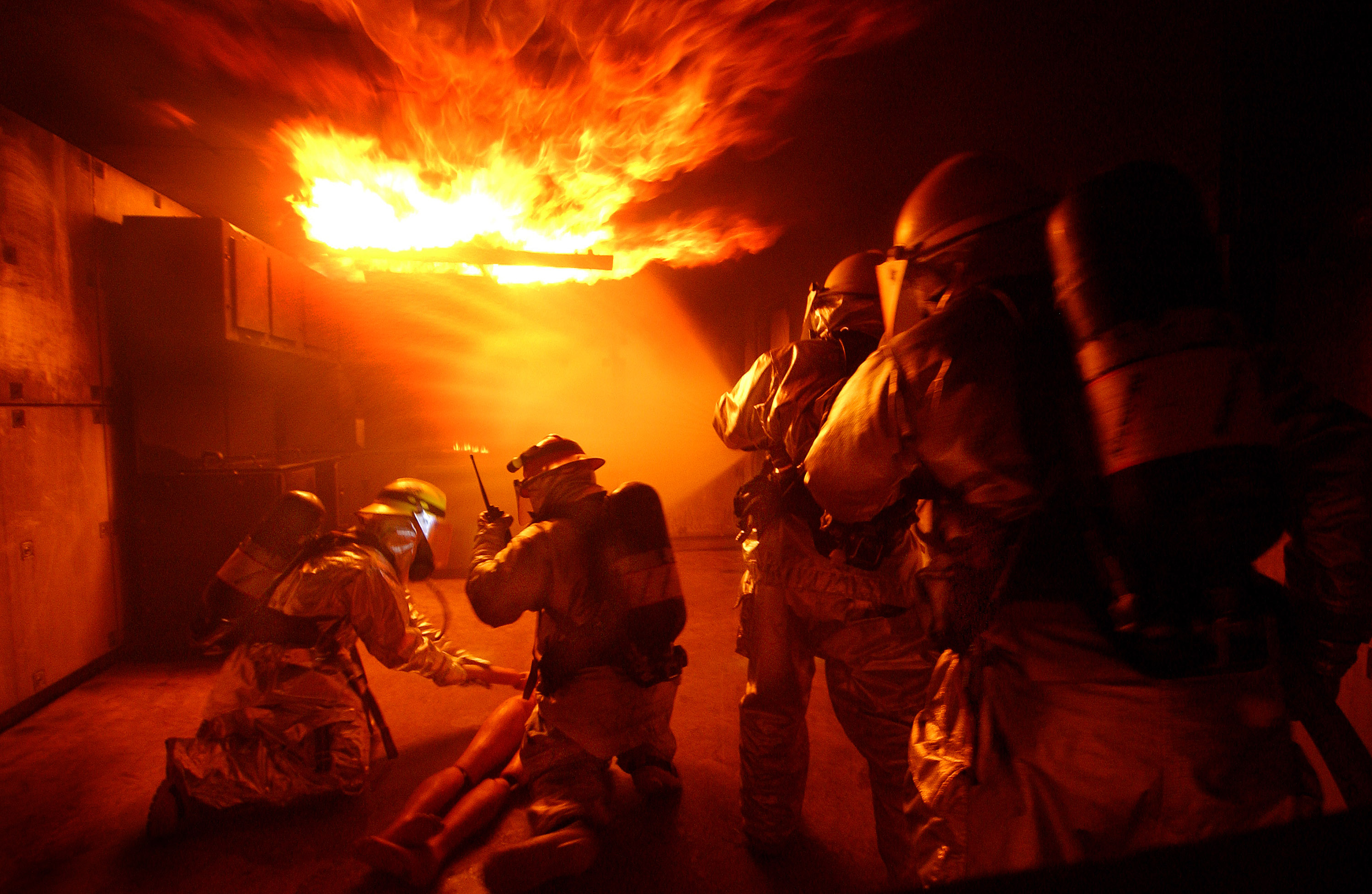 26 Firefighter HD Wallpapers
