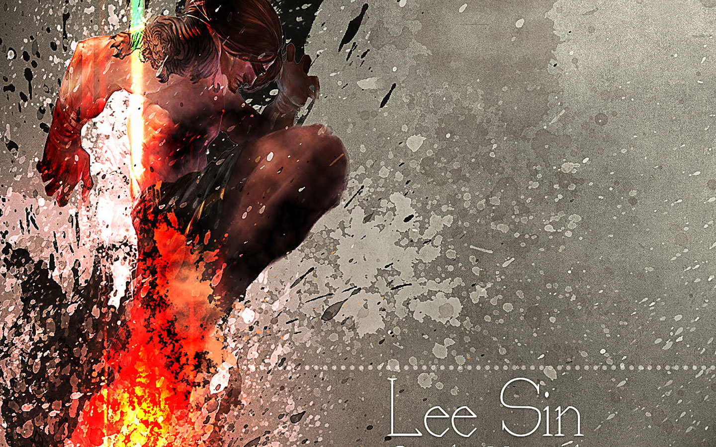 lee sin wallpaper - photo #30