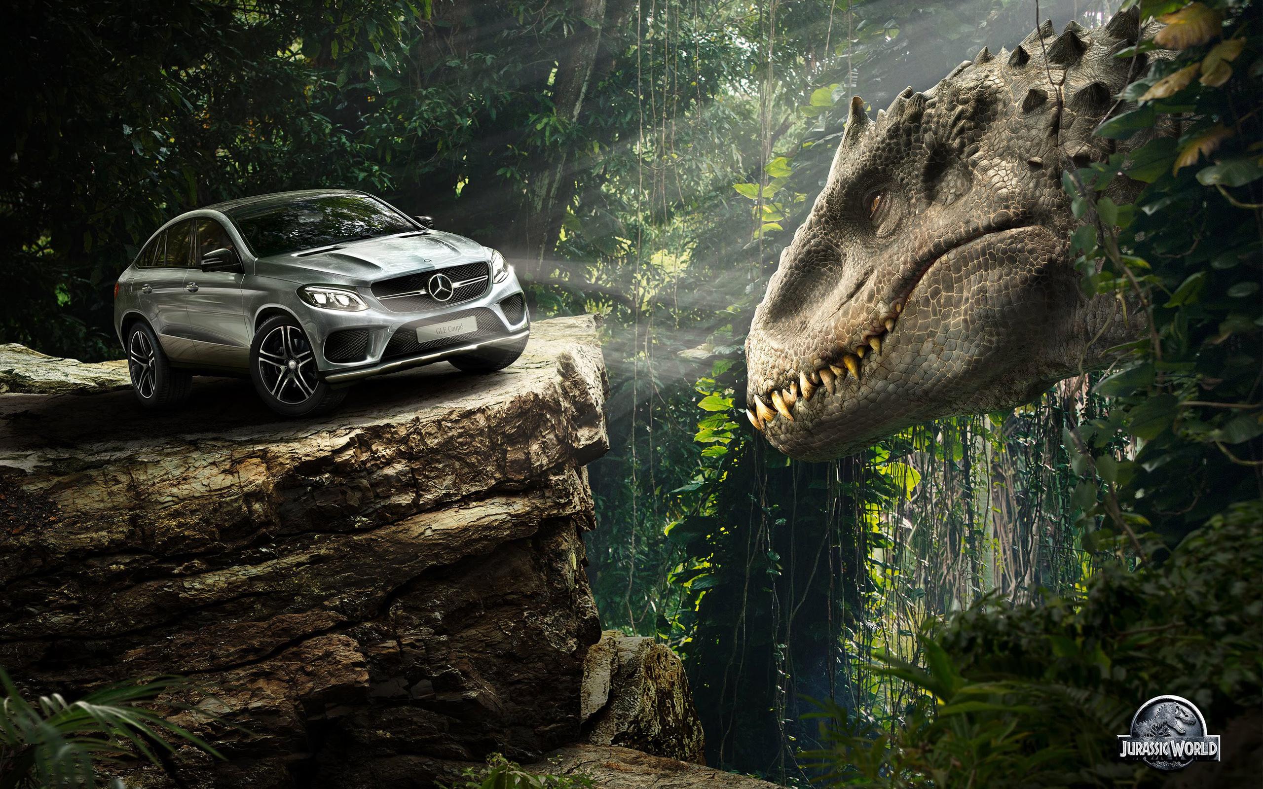 Jurassic World HD Wallpaper   Background Image   2560x1600 ...