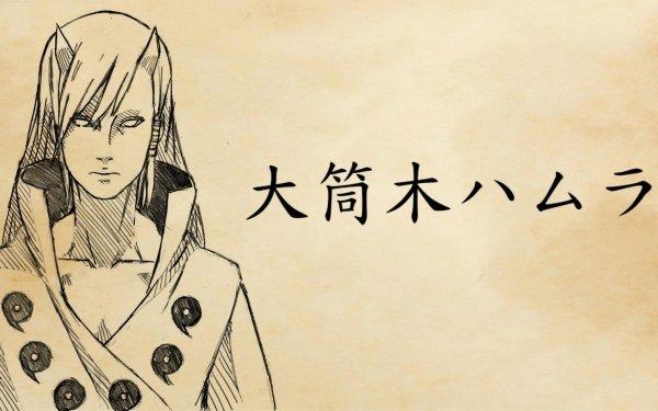 Anime Naruto Hamura Ōtsutsuki HD Wallpaper | Background Image