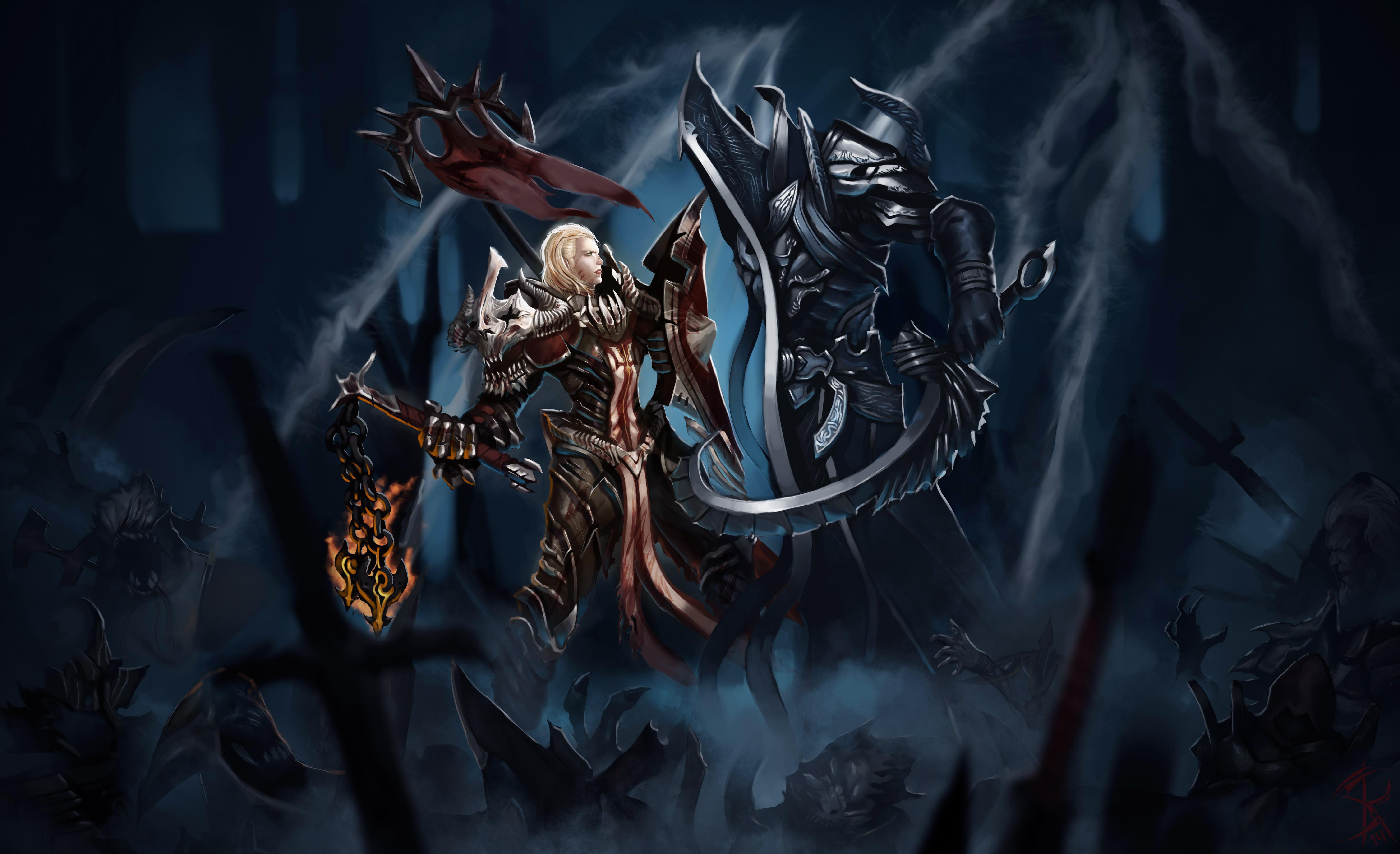 Diablo 3 Ros Wallpaper: Diablo III: Reaper Of Souls 5k Retina Ultra HD Wallpaper