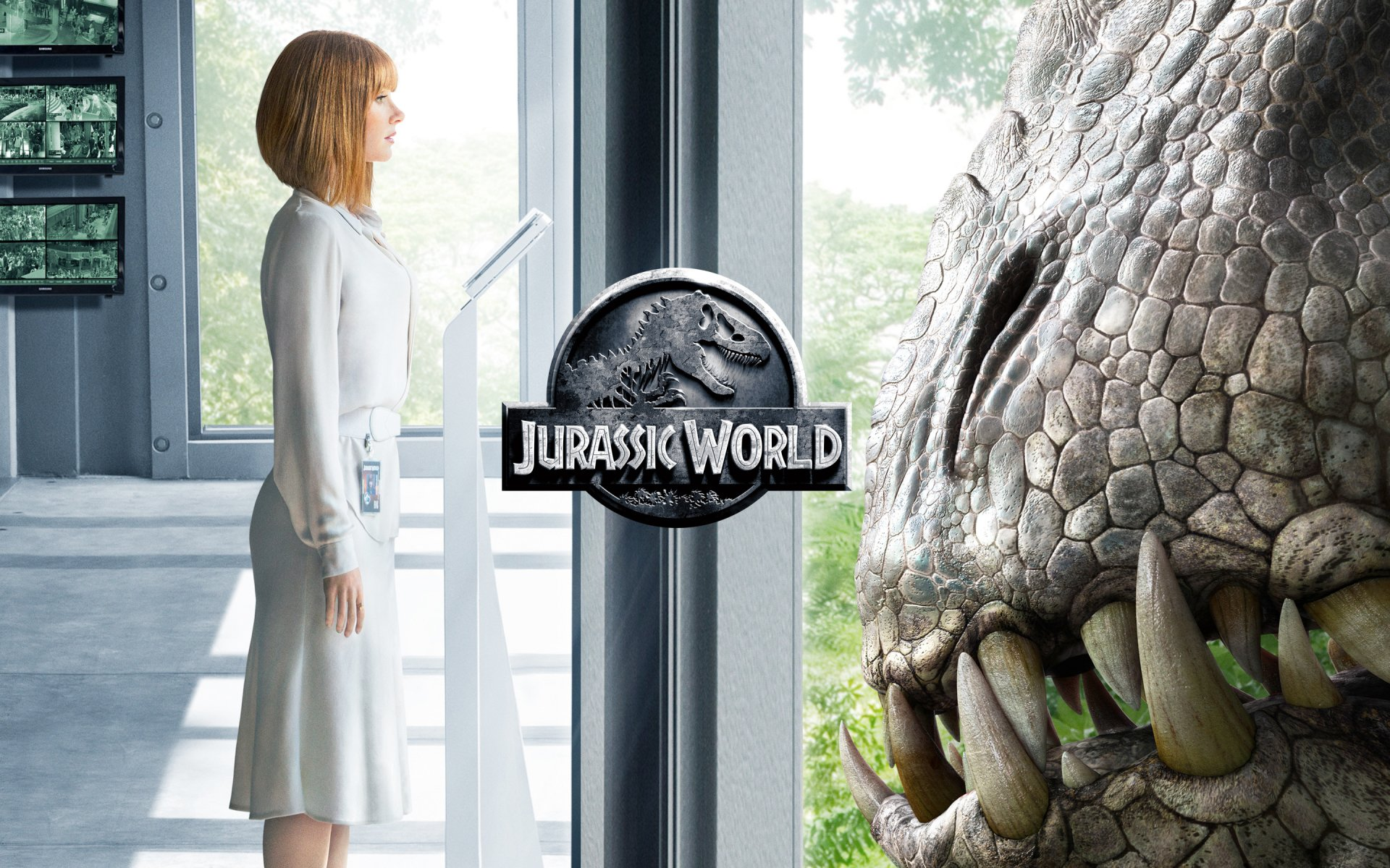 Movie - Jurassic World  Bryce Dallas Howard Wallpaper