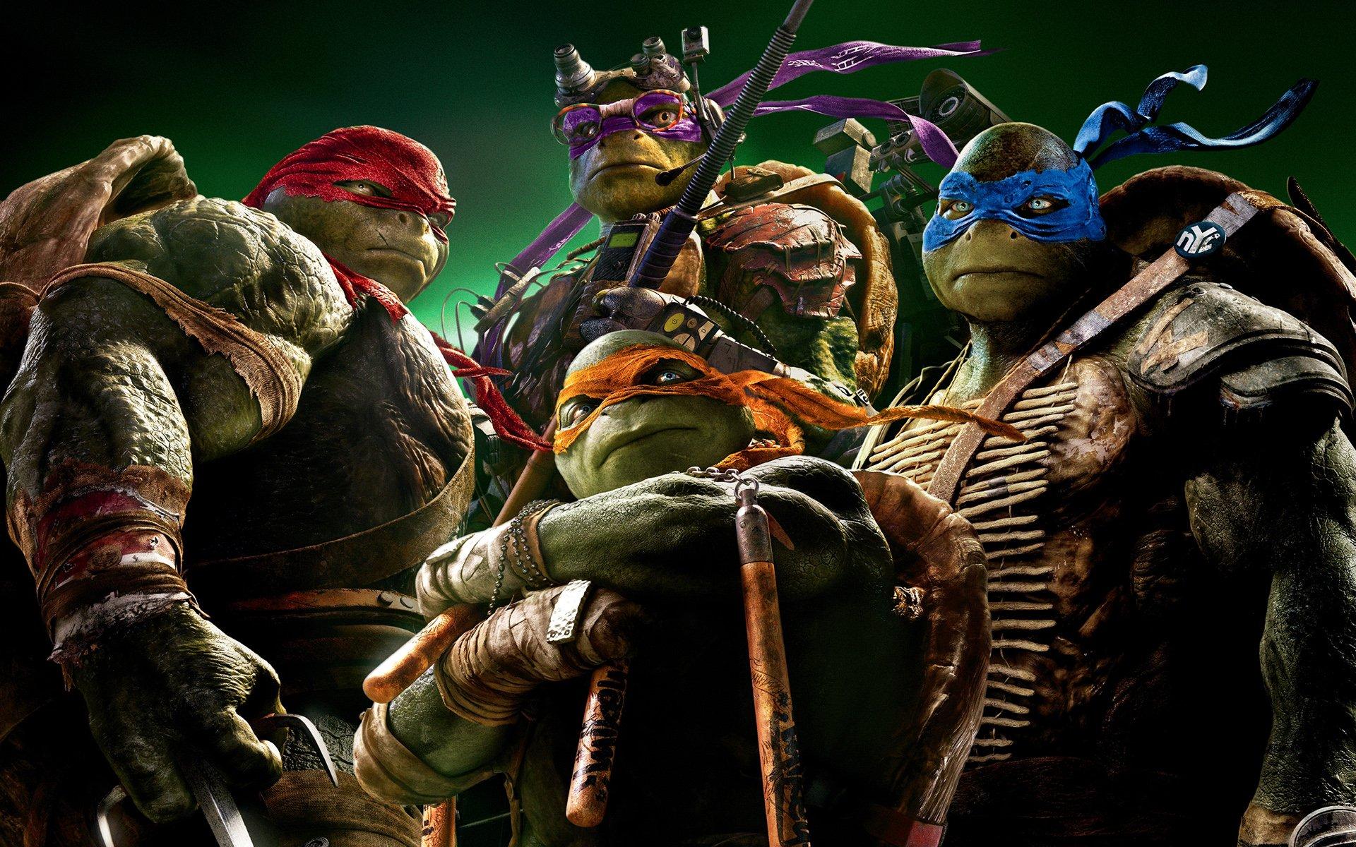 142 Teenage Mutant Ninja Turtles HD Wallpapers