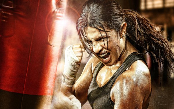 Movie Mary Kom Priyanka Chopra HD Wallpaper | Background Image