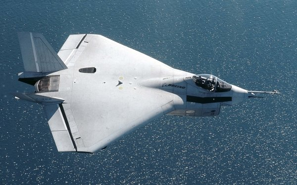 Military Boeing X-32 Jet Fighters HD Wallpaper | Background Image