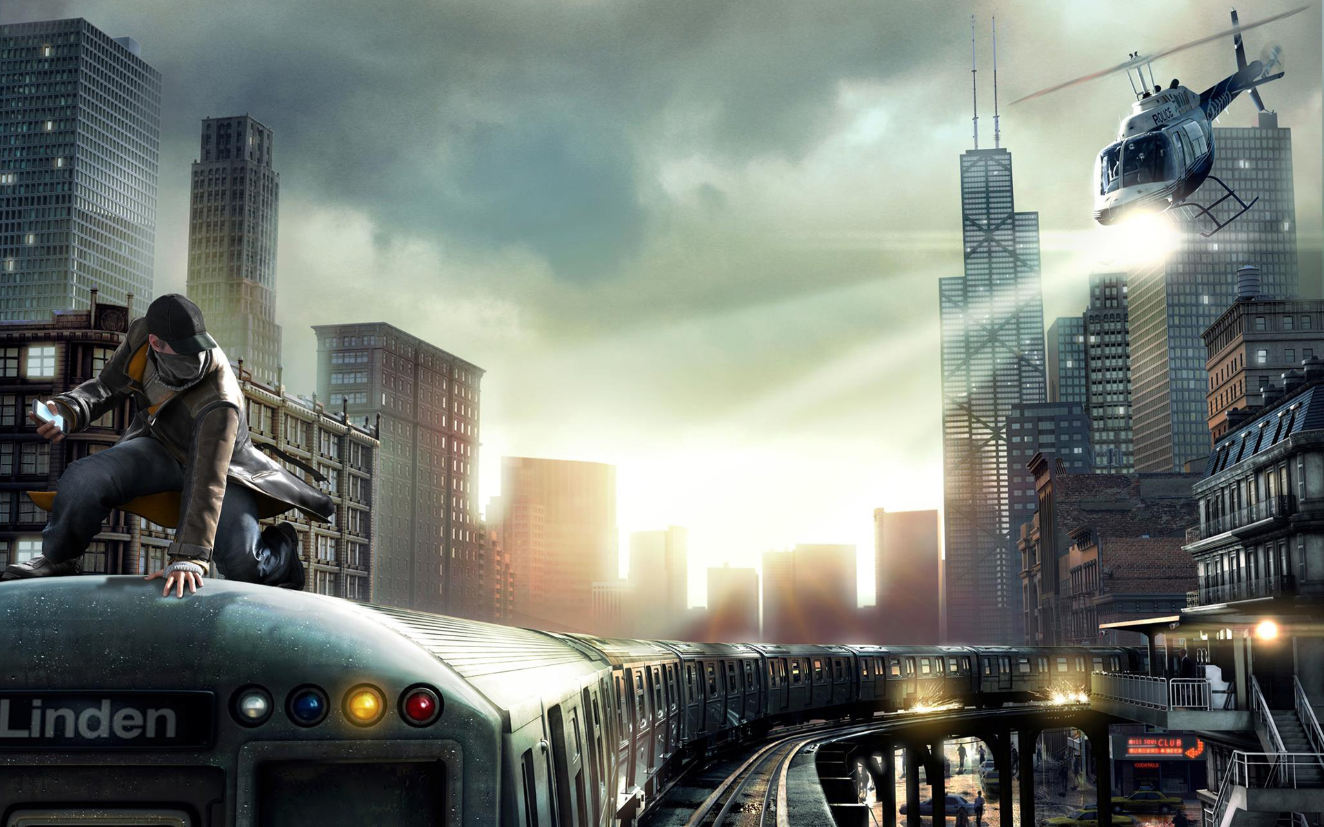 Watch Dogs Hd Wallpaper Background Image 1920x1200 Id 618324