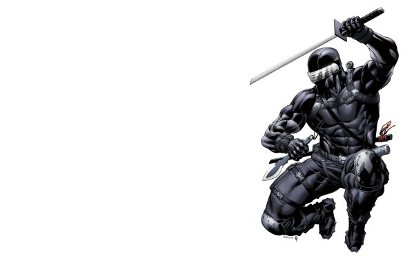 Comics G.I. Joe Snake Eyes HD Wallpaper | Background Image